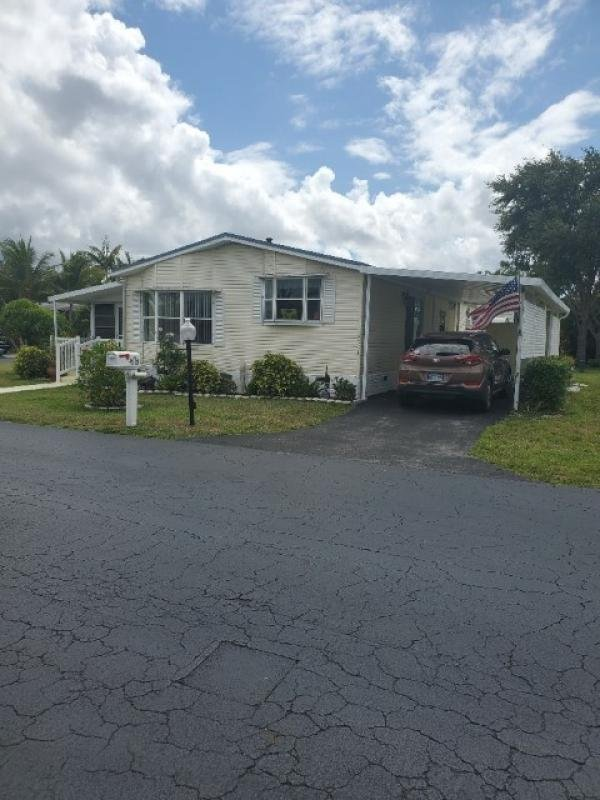 1992 HOME Manufactured Home