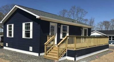 Mobile Home at 12 Seaglass Lane Kittery, ME 03904