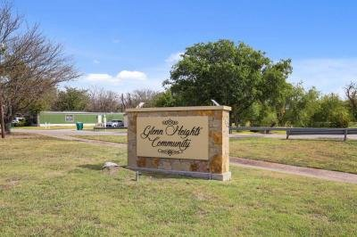 Mobile Home at 1608 Oso trail Glenn Heights, TX 75154