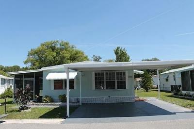 Mobile Home at 7751 Orangewood Lk Rd. New Port Richey, FL 34653