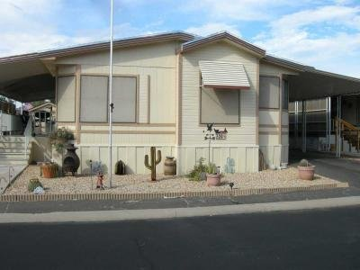 Mobile Home at 8401 S. Kolb #324 Tucson, AZ 85756