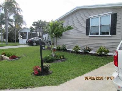 Mobile Home at 7110 SE Carrotwood Lane Stuart, FL 34997