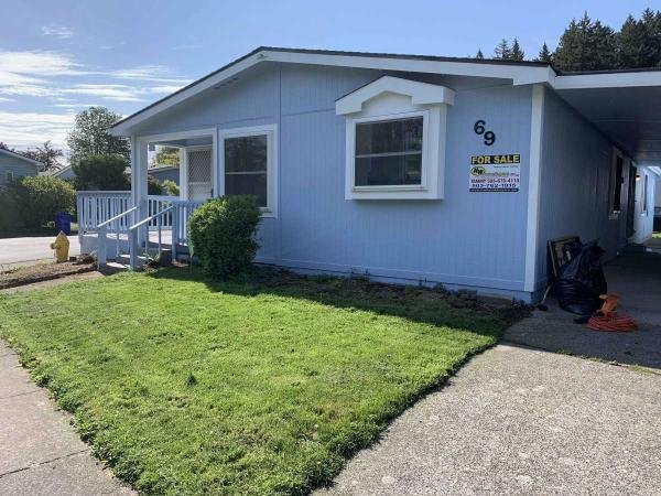 1993 SILVER CREST Mobile Home For Sale