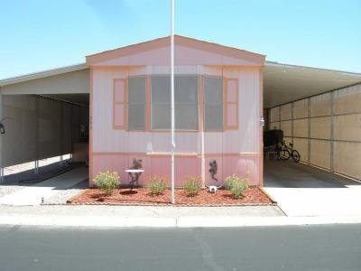 Mobile Home at 8401 S Kolb Rd. #293 Tucson, AZ 85756