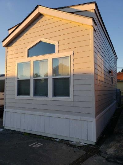 Mobile Home at 1465 Grand Ave Space 18 San Leandro, CA 94577