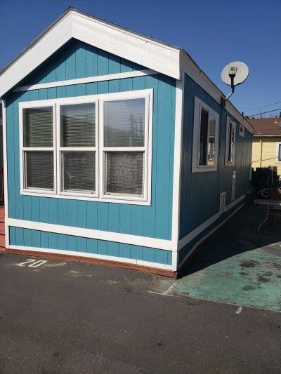 Mobile Home at 1468 Grand Avenue Space 20 San Leandro, CA 94577
