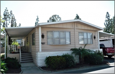 Mobile Home at 24001 Muirlands Blvd #344 Lake Forest, CA 92630