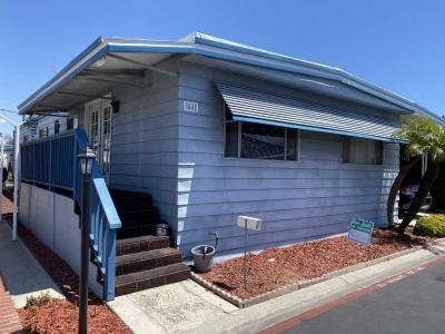 Mobile Home at 7850 Slater Ave, Space 43 Huntington Beach, CA 92647