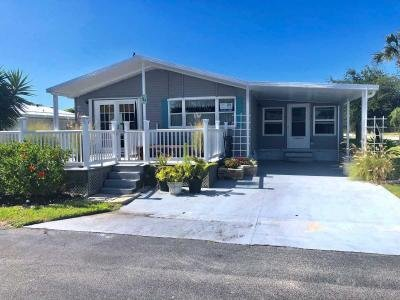 Mobile Home at 185 Overlook Drive Micco, FL 32976