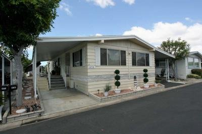 Mobile Home at 24001 Muirlands #474 Lake Forest, CA 92630
