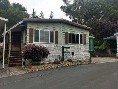 Mobile Home at 444 Whispering Pines Drive #072 Scotts Valley, CA 95066
