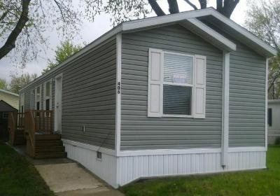 Mobile Home at 41275 Old Michigan Ave. #406 Canton, MI 48188