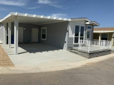 Mobile Home at 8865 East Baseline Rd, #0733 Mesa, AZ 85209
