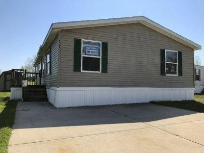 Mobile Home at 503 FOX POINT DRIVE Michigan City, IN 46360