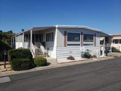 Mobile Home at 1010 E Bobier Dr. #195 Vista, CA 92084