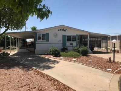Mobile Home at 652 S. Ellsworth Road Mesa, AZ 85208