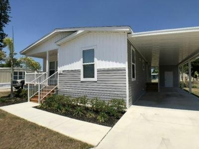 Mobile Home at 504 Eland Drive #504 North Fort Myers, FL 33917