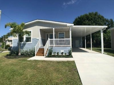 Mobile Home at 311 Eland Drive #311 North Fort Myers, FL 33917