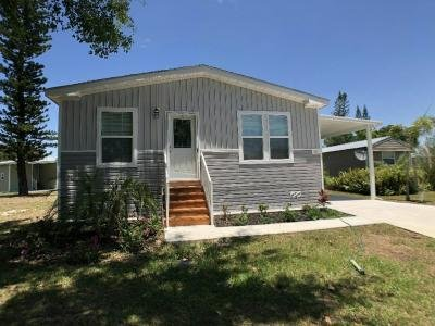 Mobile Home at 557 Gnu Drive #557 North Fort Myers, FL 33917