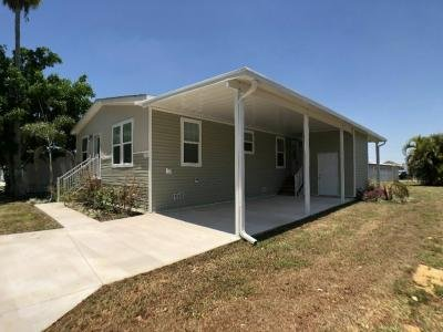 Mobile Home at 530 Zebra Drive #530 North Fort Myers, FL 33917