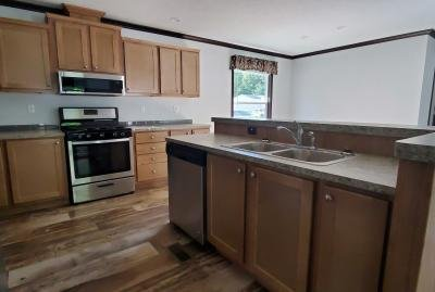 Mobile Home at 13639 Oaktree Court Grand Haven, MI 49417