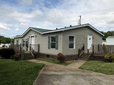 Mobile Home at 575 Payne Creek Lot 185 Russellville, AL 35654