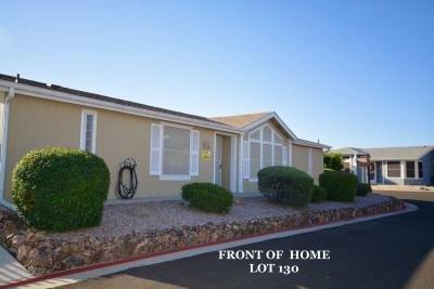 Mobile Home at 8840 E. Sunland Ave., Lot 130 Mesa, AZ 85208