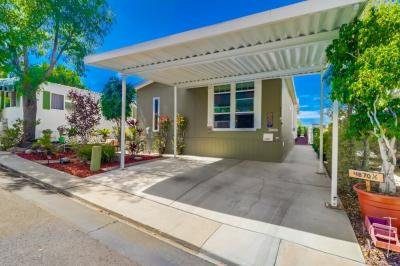 Mobile Home at 4870 1/2 Old Cliffs Rd San Diego, CA 92120