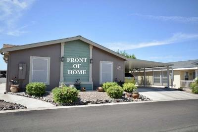 Mobile Home at 8840 E. Sunland Ave., Lot 100 Mesa, AZ 85208
