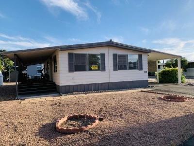Mobile Home at 2121 S. Pantano #348 Tucson, AZ 85710