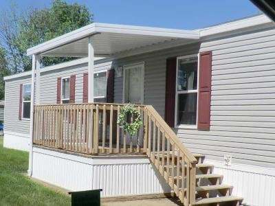 Mobile Home at 8702 W. Carefree Drive Pendleton, IN 46064