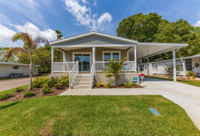 Mobile Home at 2649 Osaka Drive Clearwater, FL 33764
