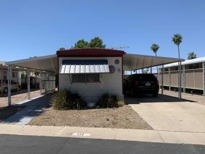 Mobile Home at 303 S Recker Rd Lot 111 Mesa, AZ 85206