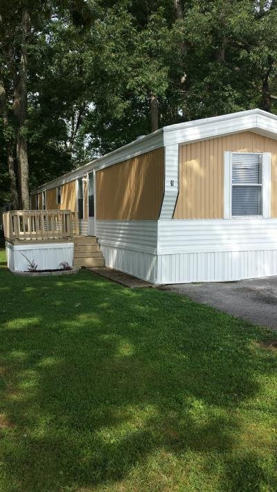 Mobile Home at 1246 S Jackson St Lot #9 Tullahoma, TN 37388