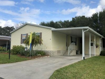 Mobile Home at 3000 Us Hwy 17/92 W, Lot #47 Haines City, FL 33844