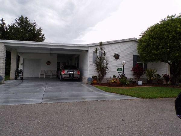 1998 Palm Harbor Manufactured Home