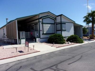 Mobile Home at 5805 w harmon ave Las Vegas, NV 89103