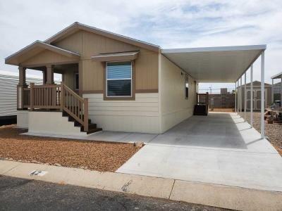 Mobile Home at 2305 Ruthrauf Rd, Lot A25 Tucson, AZ 85705