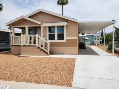 Mobile Home at 2305 Ruthrauff Lot H-11 Tucson, AZ 85705