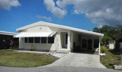Mobile Home at 6811 Raspberry Drive New Port Richey, FL 34653
