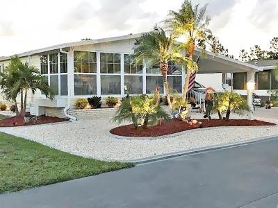 Mobile Home at 19623 SAVANNAH ROAD  #130 North Fort Myers, FL 33903