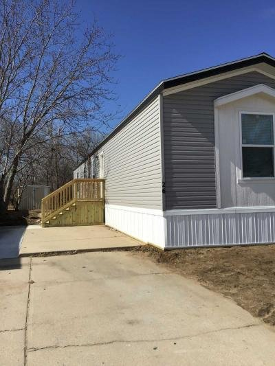 Mobile Home at 4148 S. Hydraulic Street #26 Wichita, KS 67216
