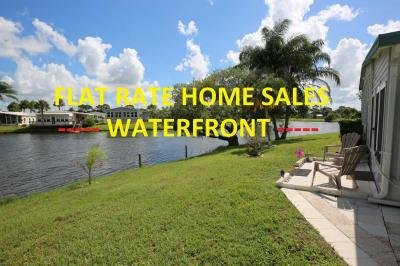 Mobile Home at 8775 20th street LOT 327 Vero Beach, FL 32966