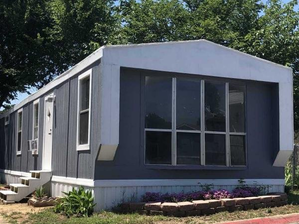 Metamora Homes Division Woodlake Manufactured Home