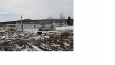 Mobile Home at 329 PARADISE HILL RD Deruyter, NY 13052
