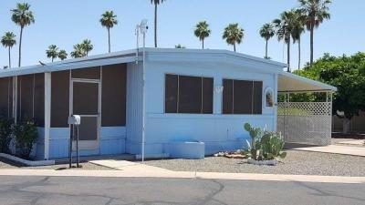 Mobile Home at 4065 E Universite Dr. #286 Mesa, AZ 85206