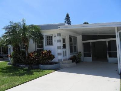 Mobile Home at 80 Royal Palm Circle Port Orange, FL 32127