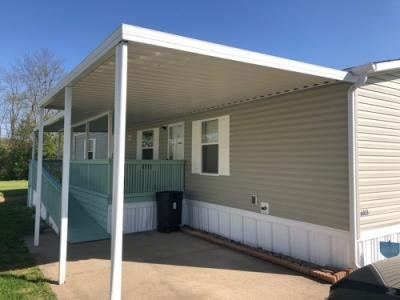 Mobile Home at 6815 STONE VALLEY DR LOT #8 Louisville, KY 40272