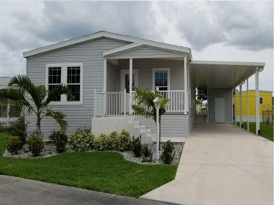 Mobile Home at 4172 71st Court N # 1038 Riviera Beach, FL 33404