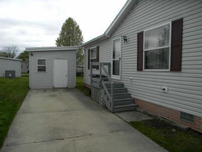 Mobile Home at 301 Ohio River Dr Adrian, MI 49221